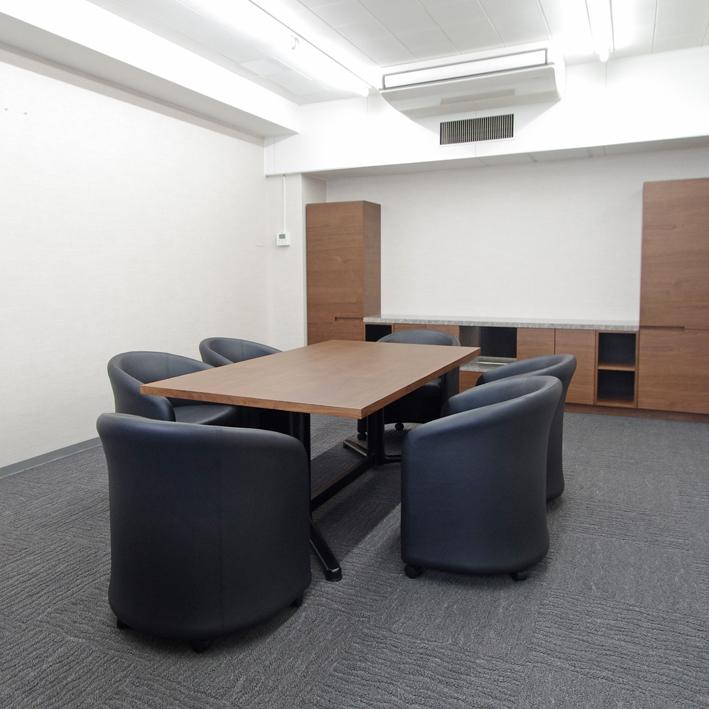 社長室の家具