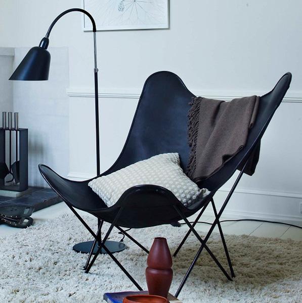 BKF BUTTERFLY Chair(CUERO)